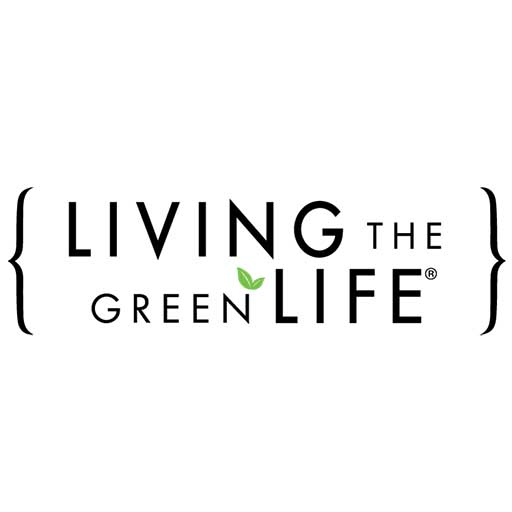 Logo Living The Green Life