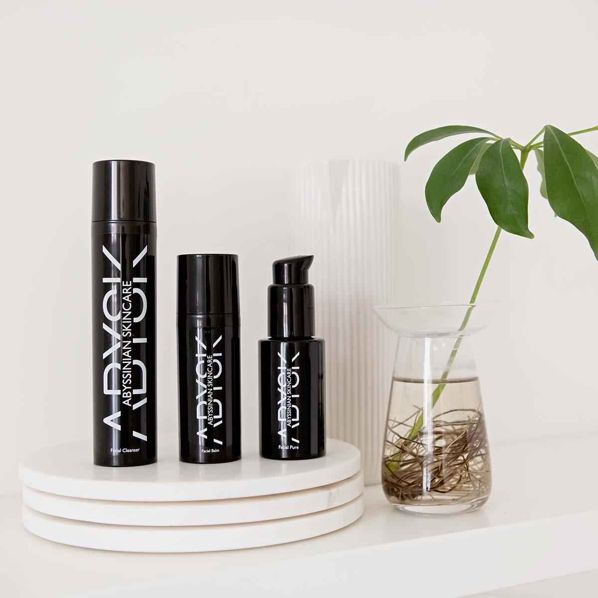 Natuurlijke huidverzorginsproducten